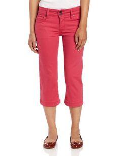 Levi's Women's Petite Styled Capri Jean
