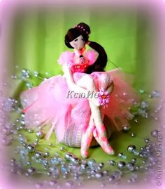 Mimin Dolls: bailarina