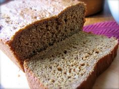 Whole Wheat Quick Bread - Easy and Delicious with 4 PointsPlus per serving
