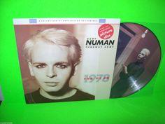 GARY NUMAN TUBEWAY ARMY THE PLAN PICTURE DISC 1984 POST PUNK SYNTH-POP ELECTRO  #GaryNuman #TubewayArmy #ElectronicaSynthPop