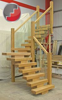 Image result for floating winder stairs