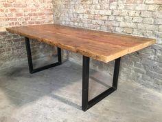 #ausliebezumholz Esstisch_Hagen Handgemacht, recycled, authentisch, nachhaltig! Dieser Esstisch wurde in liebevoller Handarbeit aus Gerüstbohlen angefertigt. Ein Tisch an dem Du sitzt,...