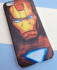 iPhone 6/6s Hard Mobile Phone Case - Iron Man #phonecase #mobilephone #iphone6 #iphone #iphone6s #ironman #marvel #avengers #comic #christmas #xmas #present http://m.ebay.co.uk/itm/iPhone-6-6s-Mobile-Phone-Hard-Protective-Case-Iron-Man-Marvel-Xmas-Character-/282142746810?nav=SELLING_ACTIVE