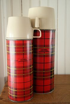 """Invented in 1892 by Sir James Dewar, a scientist at Oxford University, the """"vacuum flask"""" was not manufactured for commercial use until 1904, when two German glass blowers formed Thermos GmbH. They held a contest to name the """"vacuum flask"""" and a resident of Munich submitted """"Thermos"""", which came from the Greek word """"Therme"""" meaning """"hot""""."""