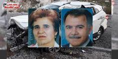 Emekli öğretmen çift, trafik kazasında hayatını kaybetti: Muğla'nın Milas ilçesinde, iki otomobilin kafa kafaya çarpışması sonucu meydana gelen kazada emekli öğretmen çift hayatını kaybederken, 3 kişi yaralandı.