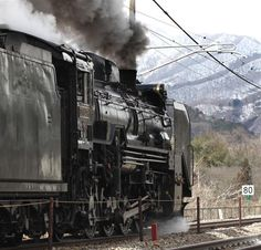 Great Japanese Steam Locomotion D51