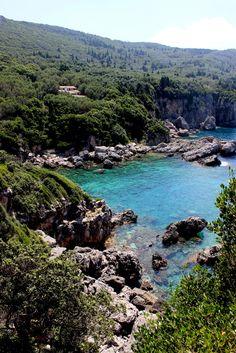 Corfu Corfu, River, Outdoor, Outdoors, Rivers, Outdoor Games, Outdoor Living, Garden