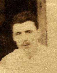 La dernière photo d'Arthur Rimbaud alors vivant en Ethiopie.
