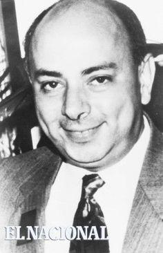 César Miguel Rondón, locutor. Caracas, 09-01-1990 (ARCHIVO EL NACIONAL)