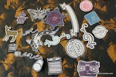 Brother Scan N Cut, Part 2: Stamped Images | Craft Test Dummies