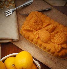 RECEITA: Bolo de limão siciliano