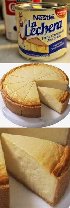 Baking Recipes, Cake Recipes, Dessert Recipes, Yummy Treats, Delicious Desserts, Yummy Food, Mexican Food Recipes, Sweet Recipes, Cheesecake Cake