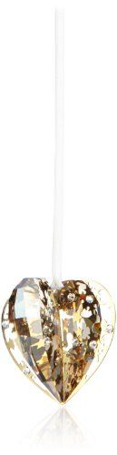 Swarovski Figurine Weihnachtsornament Herz Crystal Golden Shadow 49 x 43 cm 1140006 - [ #Germany #Deutschland ] #Haushaltswaren [ more details at ... http://deutschdesign.apparelique.com/swarovski-figurine-weihnachtsornament-herz-crystal-golden-shadow-49-x-43-cm-1140006/ ]