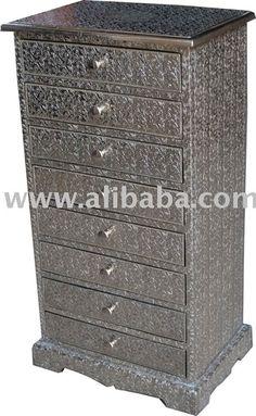 Embossed Metal Tall Boy 8 Drawer Furniture , Find Complete Details about Embossed Metal Tall Boy 8 Drawer Furniture,White Metal Furniture from Other Furniture Supplier or Manufacturer-White Metal Art & Craft