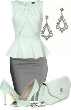Love this business outfit