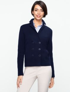Talbots - Milano Sweater Jacket | Misses | Misses on super sale--$49.99 down from $120 M only