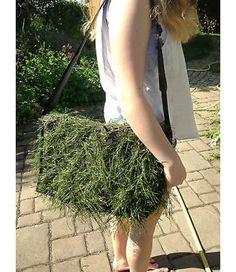 """Umhängetasche """"Händ Bäg Gras"""" Grün Sidebag Swiss Mountain Tasche Laptop Schule   - 2-flowerpower"""
