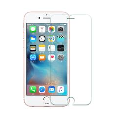 Tempered glass For iPhone5 5S 5C 4S  6 7 6S Plus HD Ultra-thin screen protector guard film front rear case cover glass film