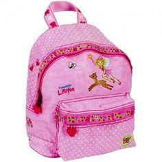 ΠΡΟΣΧΟΛΙΚΗ ΤΣΑΝΤΑ LILLIFEE ΜΕ ΕΛΑΦΑΚΙ Η τσάντα πλάτης με θέμα τη Lillifee  και το μικρό της 164a399dcc1