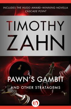 """http://bookbarbarian.com/pawns-gambit-by-timothy-zahn/ - The pieces included in Pawn's Gambit range from the adventure science fiction Timothy Zahn is famous for to post-apocalyptic tales and humorous fantasy. In """"The Price of Survival,"""" an alien ship arrives in our solar system without hostile intentions—but with a desperate need that could destroy humanity. """"The Giftie Gie Us"""" is set in a post-apocalyptic United States, in which two lonely survivors find love am"""