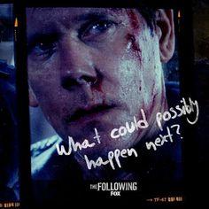 #TheFollowing - Ryan Hardy