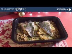 Si estas Navidades te atreves a cocinar pescado, asarlo en el horno es una de las opciones menos liosas. Aquí tienes las claves para no pegártela, más una receta con lubina y otra con dorada. Fish And Seafood, Crockpot, Favorite Recipes, Chicken, Ethnic Recipes, Diabetes, Pisces, Stir Fry Rice, Dishes