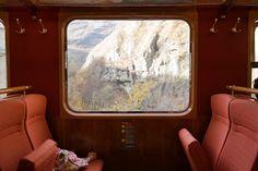 Trains in Norway, October, 2010 - Geraldine van Wessem