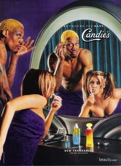 Candie's Perfume | 18 Beauty Product Ads From The '90s That Will Make You Feel Nostalgic