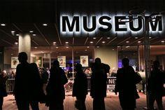 Museum Ludwig, Museumsnacht Köln 2015, Foto: Taimas Ahangari ©StadtRevue Verlag Köln. #visitkoeln #urbanCGN