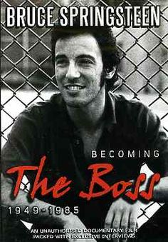 Precision Series Bruce Springsteen: Becoming the Boss: 1949-1985