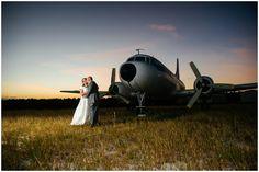 airport wedding