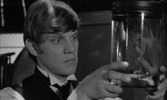 "Malcolm McDowell - in the film ""If""  1968"