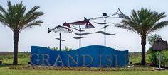 Grand Isle Louisiana Welcome