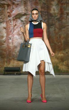 Myer AW16 Fashion Launch - Runway