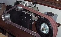 Homemade Tools Plans | Belt Grinder by Hawk99