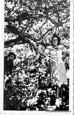 Regards et Vie d'Auvergne, le blog de ceux qui aiment l'Auvergne.: Photos de famille en noir et blanc.
