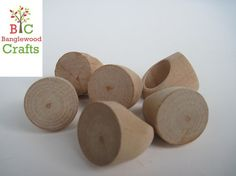 flat top unfinished wooden rings  http://www.etsy.com/shop/BanglewoodSupplies