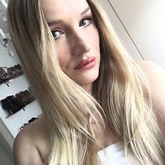 Believe you can, and you will. 🌸 ................................................used products: @catrice.cosmetics eyebrow stylist @essence_cosmetics super fine eyeliner pen, @lorealmakeup infallible 24h matte foundation, @dm_trenditup ultra matte lip cream 🌸🌸🌸 #blonde #blondehair #blondegirl #polishgirl #michaelkors #instadaily #newyork #fitgirl #potd #bblogger #beauty #hamburg #fitnessmodel #cleaneating #model #selfie  #bielefeld #berlin #instagood #makeuptutorial #makeup #dailylook…