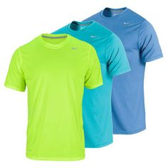 NIKE Men`s Legend Poly Short Sleeve Training Tee