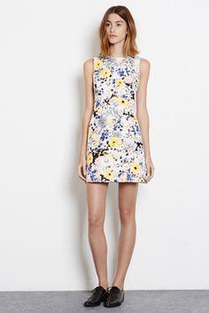 Klänningar | Other PRETTY FLORAL SHIFT DRESS | Warehouse