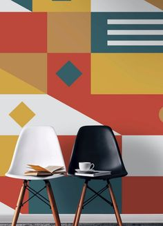 BERLINO #Wallpaper by @wallpepperit  #design Davide Ferrario