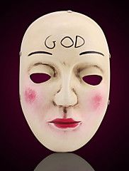 cool the purge cosplay god mask halloween props for halloween party 1 pc - Cool Masks For Halloween