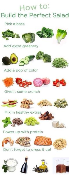 Ideas for Salad