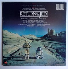 Return of the Jedi Original Motion Picture by ThisVinylLife