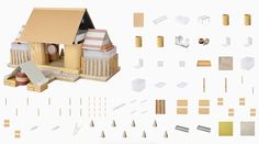 in collaboration with the city of tokyo, muji has created an architectural model of the japanese metropolis using 10,000 of its products.