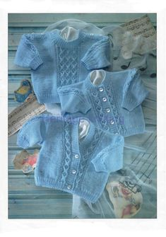 56c048b91917 V Neck Cardigans Knitting Pattern  251