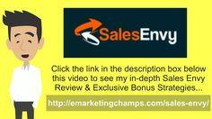 "►► http://www.salesenvy.com/  ►►Skype dialer:  ""Sales Envy"" Review Honest Review & Bonus Strate..."