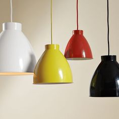 West Elm offers modern furniture and home decor featuring inspiring designs and colors. Create a stylish space with home accessories from West Elm. Industrial Pendant Lights, Pendant Lamp, Pendant Lighting, Chandelier, West Elm, Brewery Design, Yellow Pendants, Gallery Lighting, Industrial Interiors