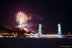 Michigan Tech Wnter Carnival 2014- Houghton, Michigan