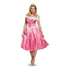 AmazonSmile: Disguise Women's Princess Aurora Deluxe Costume: Clothing